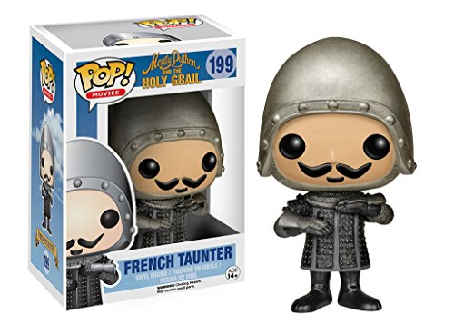 Funko-5383-Pop-Movies-Monty-Python-The-Holy-Grail-French-Taunter