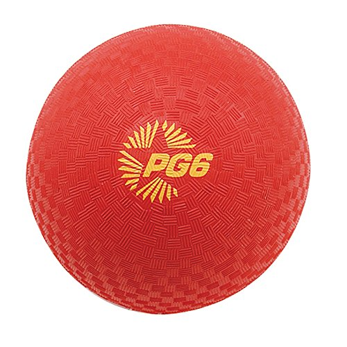12 Pack CHAMPION SPORTS PLAYGROUND BALLS INFLATES TO 6IN