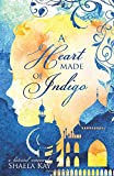 A Heart Made of Indigo: A Historical Romance (Journeys of the Heart)