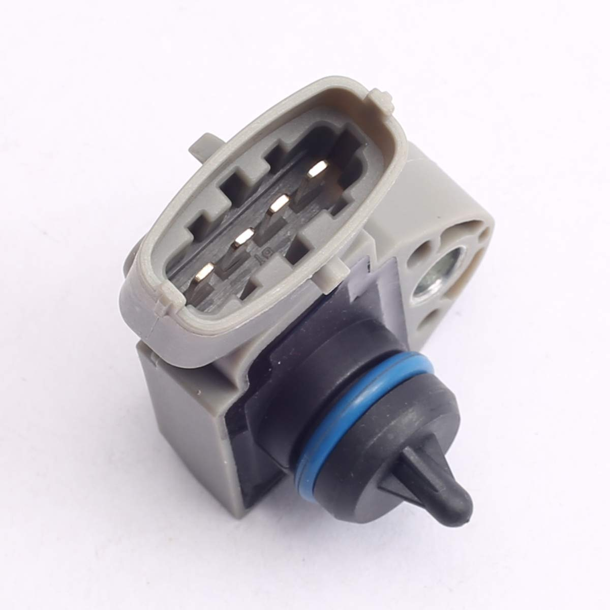 0261230238 Replacement Compatible with Ford Focus Kuga I Volvo C70 S40 S60 S80 V50 V60 XC60 XC70 XC90 Land Rover LR2 PeakCar Fuel Pressure Sensor