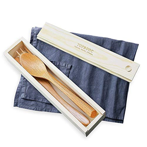 Reusable With Carry Case Fork Spoon Knife Bamboo Cutlery Set Uk Top Seller Buy One Get One Free