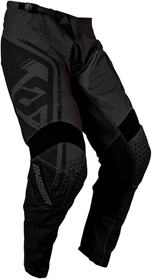 Answer Racing A19 Syncron Drift Mens Off-Road Motorcycle Pants 40 Flo Orange//Charcoal