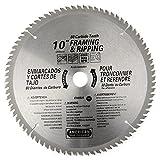 ATE Pro. USA 33023 80 Teeth Carbide Blade, 10''