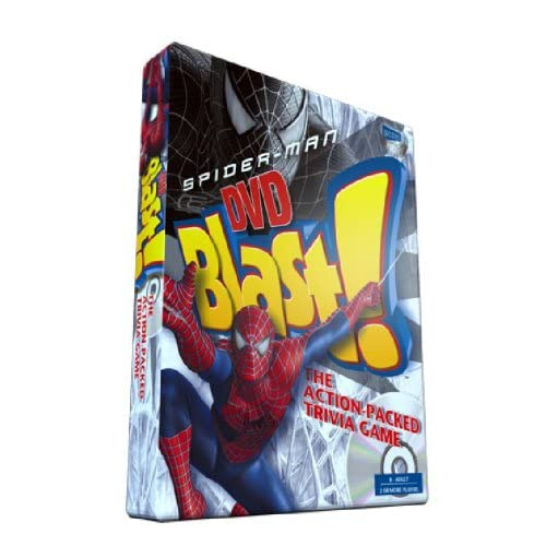 Spiderman DVD Blast