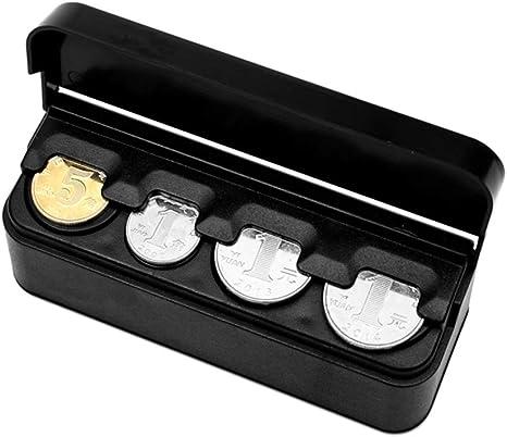 Schimer Caja para Monedas de Euro, Soporte para Monedas ...