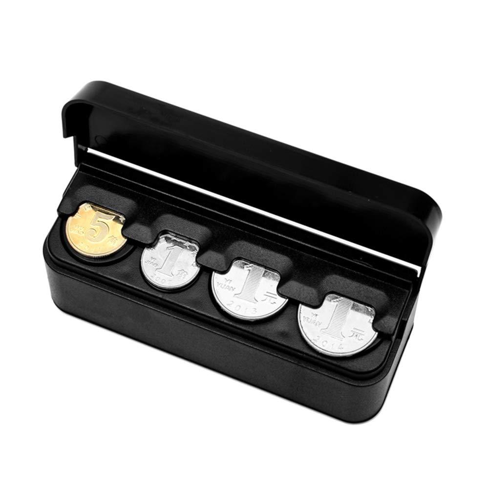 Fabricada en Alemania HR-imotion 10310301 autoadhesiva Caja para Las Diferentes Monedas de Euro con Mecanismo de Muelle