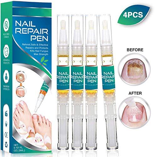 Toenail Fungus Stop Nail Repair Pen 4 Pcs, Nail Fungus Stop...