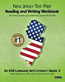 NEW JERSEY TEST PREP Grade 3 Reading and Writing Workbook, Test Master Press New Jersey Staff, 1463764677