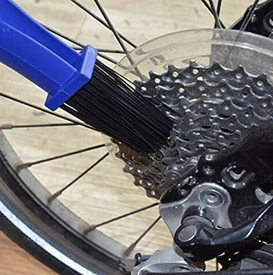 Tgh (BRSH) Cepillo para Limpiar Cadena de Bici o Moto.: Amazon.es ...