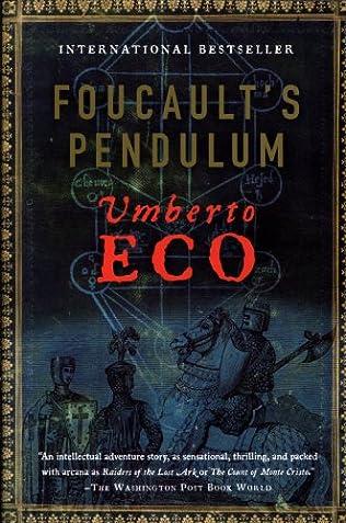 book cover of Foucault\'s Pendulum