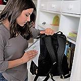 Baby Portable Changing Pad, Diaper Bag,Travel Mat