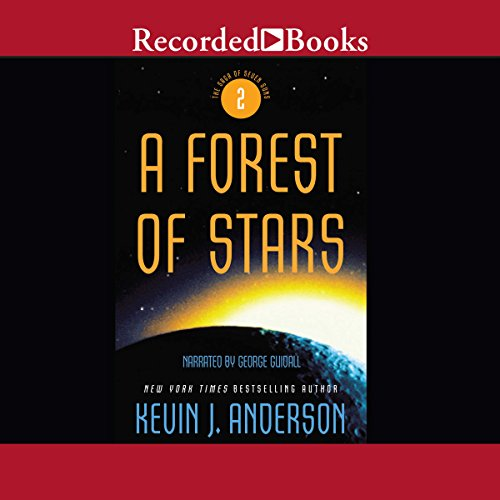 (A Forest of Stars: The Saga of Seven Suns, Book 2)