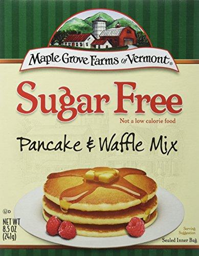Maple Grove Farms Sugar Free Pancake Mix, 8.5 oz