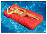 Sunsoft Inflatable Mattress for swimming Pool & Beach