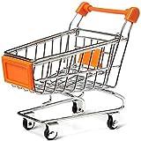 TOOGOO(R) Funny Parrot toy bird Supermarket Shopping Intelligence Cart Basket
