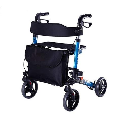 Amazon.com: XXWW Andador con ruedas que se convierte en una ...