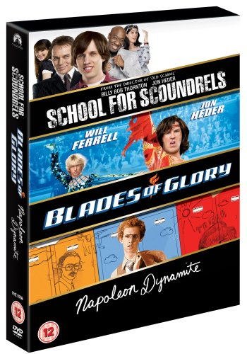 Blades of Glory/Napoleon Dynamite/School for Scoundrels