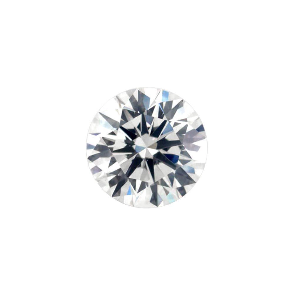 0.10 ct Round Brilliant Cut 2.90 mm G VS2 Loose Diamond Natural Earth-mined