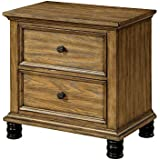 247SHOPATHOME IDF-7558N, nightstand, Oak