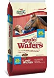 Manna Pro Apple Horse Treat Wafers, 20 lb