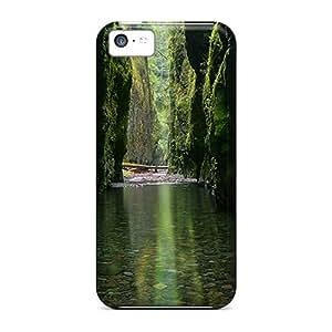 Premium Hidden Nature Covers Skin For Iphone 5c