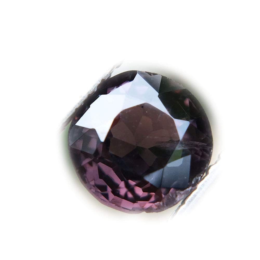 Lovemom 1.14ct Natural Cushion Unheated Purple Spinel Myanmar #PU