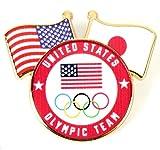 2020 Tokyo Olympics USA%2FJapan Flags Pi...