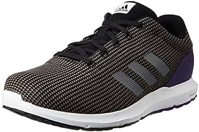 Adidas Cosmic M, Zapatillas de Running para Hombre, Negro (Negbas/Hiemet/Puruni), 43 1/3 EU