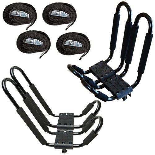 Best Kayak Roof Rack Pads and Straps