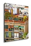 Ashley Canvas View Houses Avinguddiagonal Barcelonbarceloncapital Spain, Wall Art Home Decor, Ready to Hang, Color, 20x16, AG5410069