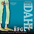 The BFG Audiobook by Roald Dahl Narrated by David Walliams