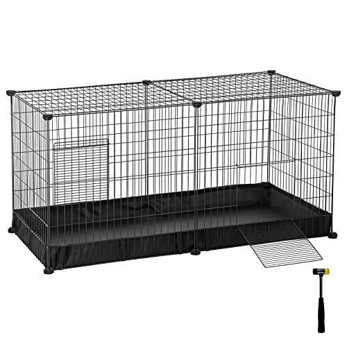 SONGMICS Small Animal Cage