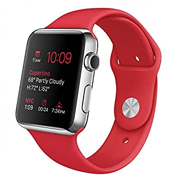 Apple Watch 42 mm (1ª Generación): Amazon.es: Electrónica