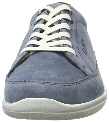 Ganter Gill, Weite G, Women's Lace-up Blue (Jeans/Graublau)