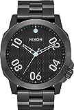 nixon ranger - Nixon Ranger 45 A521-602 Black Men's Quartz Watch