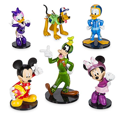 Penny Racer (Disney Mickey and the Roadster Racers Figure Play Set)