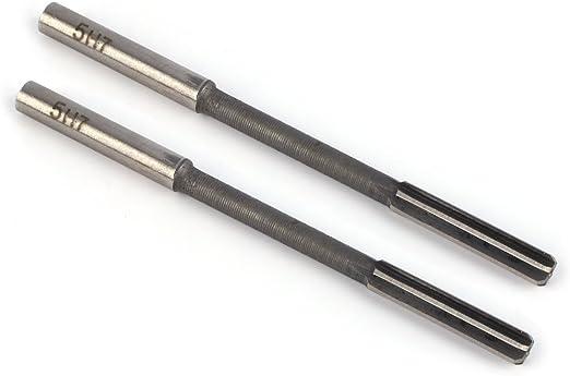 Chucking Straight Shank HSS Machine Reamer H7 Drill Bit 2//3//4//5//6//7//8//9//10mm Set