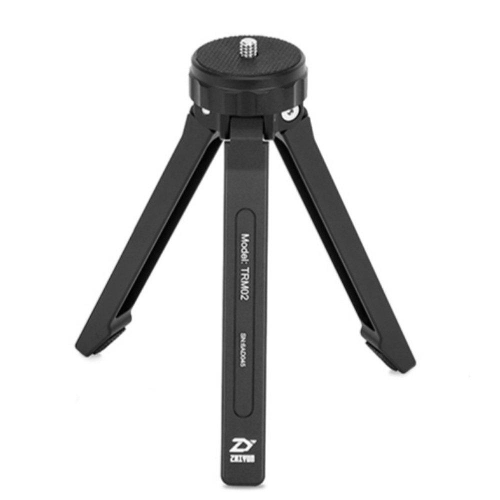 zhiyun Tripod Stand Universal Stabilizer Accessories 1/4 Aluminum Tripod Stand for Crane 2/Crane M/Smooth Q/Smooth 3