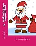 Amelia's Christmas Colouring Book, Lisa Jones, 1493603701