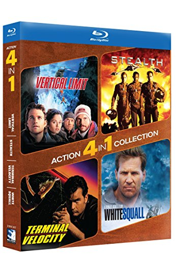 Blu ray Action 4 pack VERTICAL TERMINAL product image