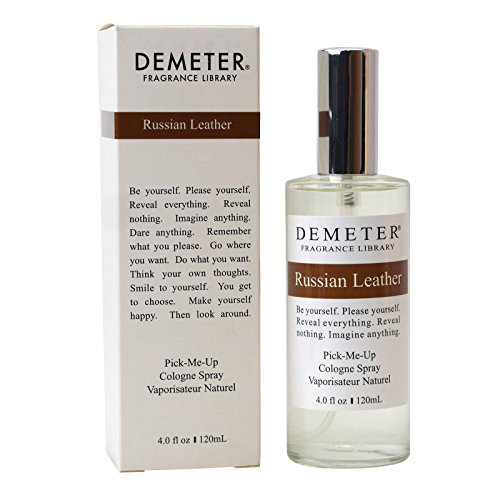Price comparison product image Demeter by Demeter Russian Leather Cologne Spray 4 oz -100% Authentic