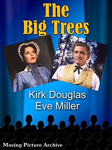 New 2010 Colour - Big Trees, The - 1952 Color (Digitally Remastered Version)