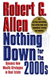 Nothing down for The 2000s, Robert G. Allen, 1451624255