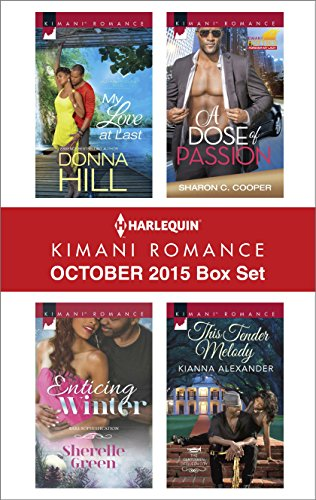 book cover of Harlequin Kimani Romance October 2015 Box Set