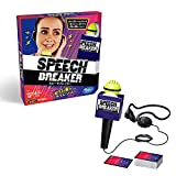 Speech Breaker Game Voice Jamming Challenge Microphone Headset Electronic Party Game Ages 14+
