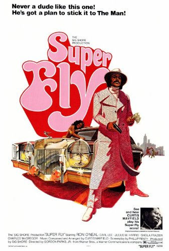 f697a3cafc6 Amazon.com  Superfly Movie Poster  Lithographic Prints  Posters   Prints