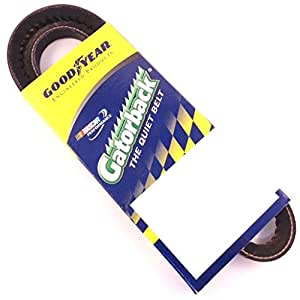 Need specific GOODYEAR Gatorback belt look up in a HURRY