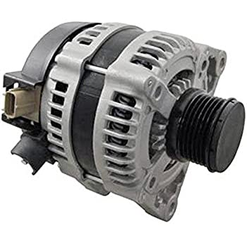 NEW 120A ALTERNATOR FITS EUROPEAN MODEL FORD FOCUS 1.6L 2.0L TURBO DIESEL 3M5T10300PB