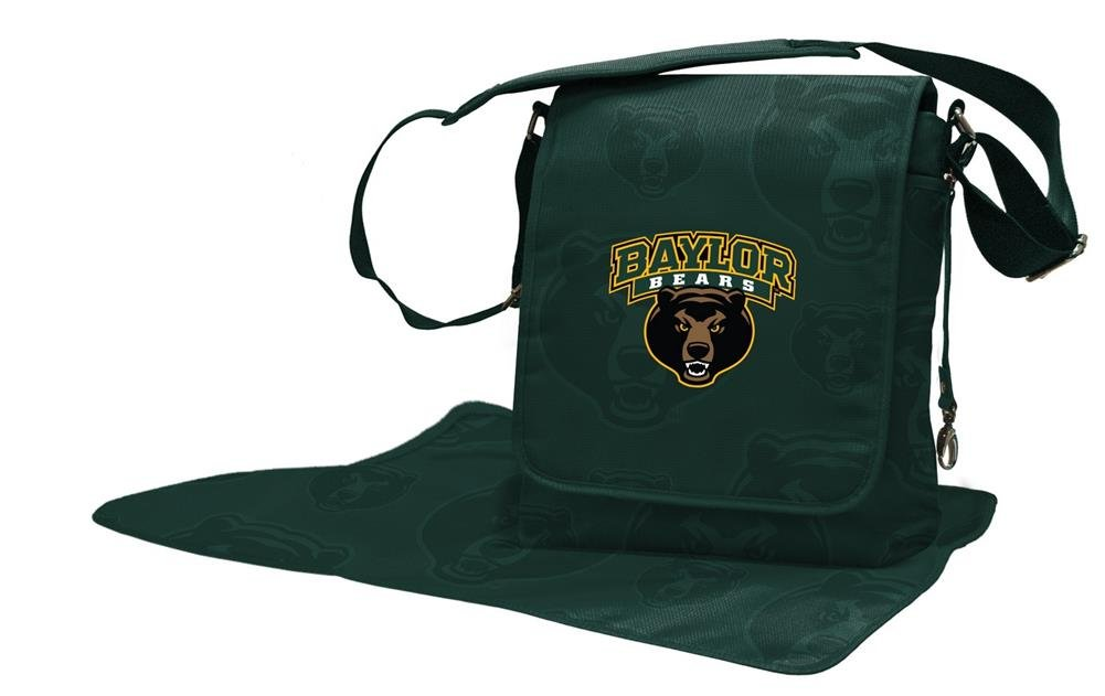 Lil Fan Big 12 Teams Messenger Bag (Baylor University)