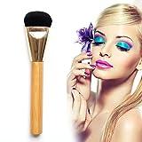 Malloom Pro Ultra Soft Powder Brush Multi-Function Blush Brush Foundation Mak...